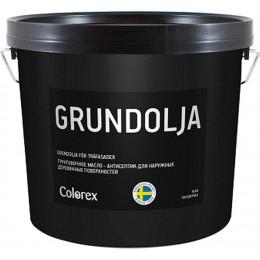 ГРУНДОЛЬЯ пропитка на масляной основе Colorex 1 л