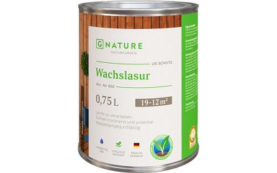 Wachslasur Воск-лазурь G-Nature 0,75л