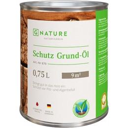 Schutz Grund-Oil Защитное грунт-масло G-Nature 750 мл