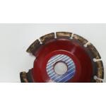 Лепестковый диск с победитовой крошкой - рекомендации по безопасности