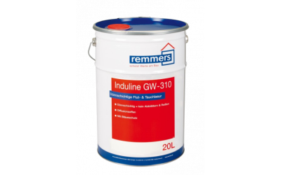 GW-310 лазурь с антисептиком Remmers 1л