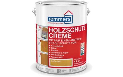 Holzschutz-Creme Лессирующий защитный крем Remmers 5л