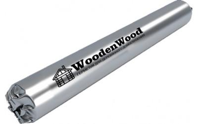 """Герметик акриловый WoodenWood """"теплый шов"""", 1 кг"""