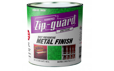 Metal Finish Уретановая краска по металлу Zip-Guard 946 мл